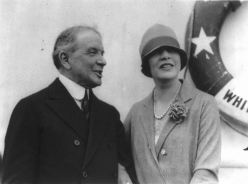 William Crapo Durant. Photo Credit: Bain Collection, Library of Congress Prints and Photos Division, Washington D.C.